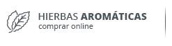Tienda online de hierbas aromáticas