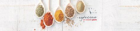 Especias en estado puro | Especias y condimentos El Reloj