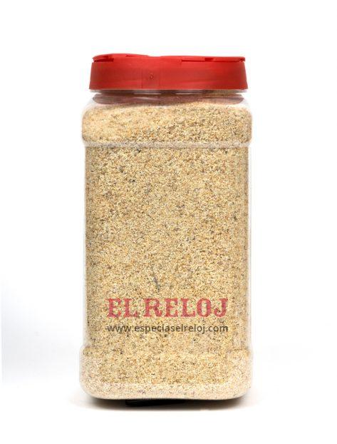 Ajo granulado fino   Especias y condimentos El Reloj