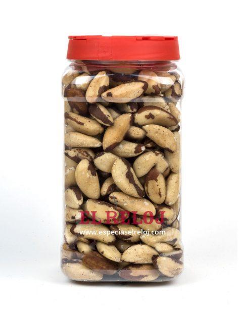 Venta y distribucion de coquitos de Brasil. Especias y condimentos El Reloj