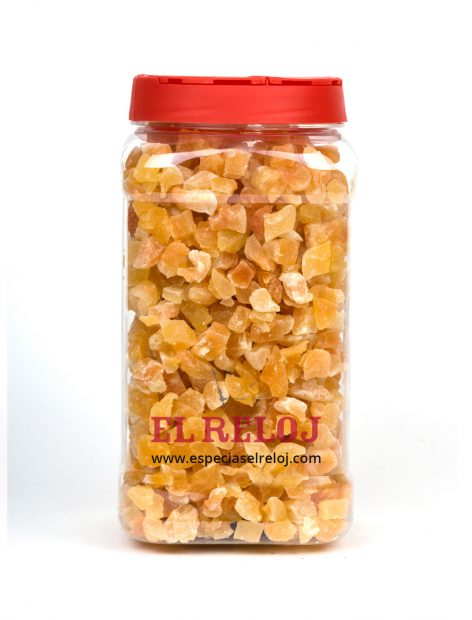 Venta y distribución de Mango deshidratado. Especias y condimentos El Reloj