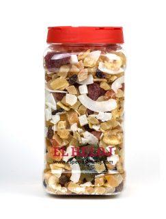 Venta y distribución de Mix tropical de frutas exóticas en El reloj