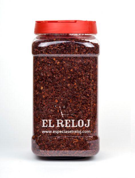 Venta y distribución de Pimiento ñoras triurado en Especias y Condimentos El Reloj